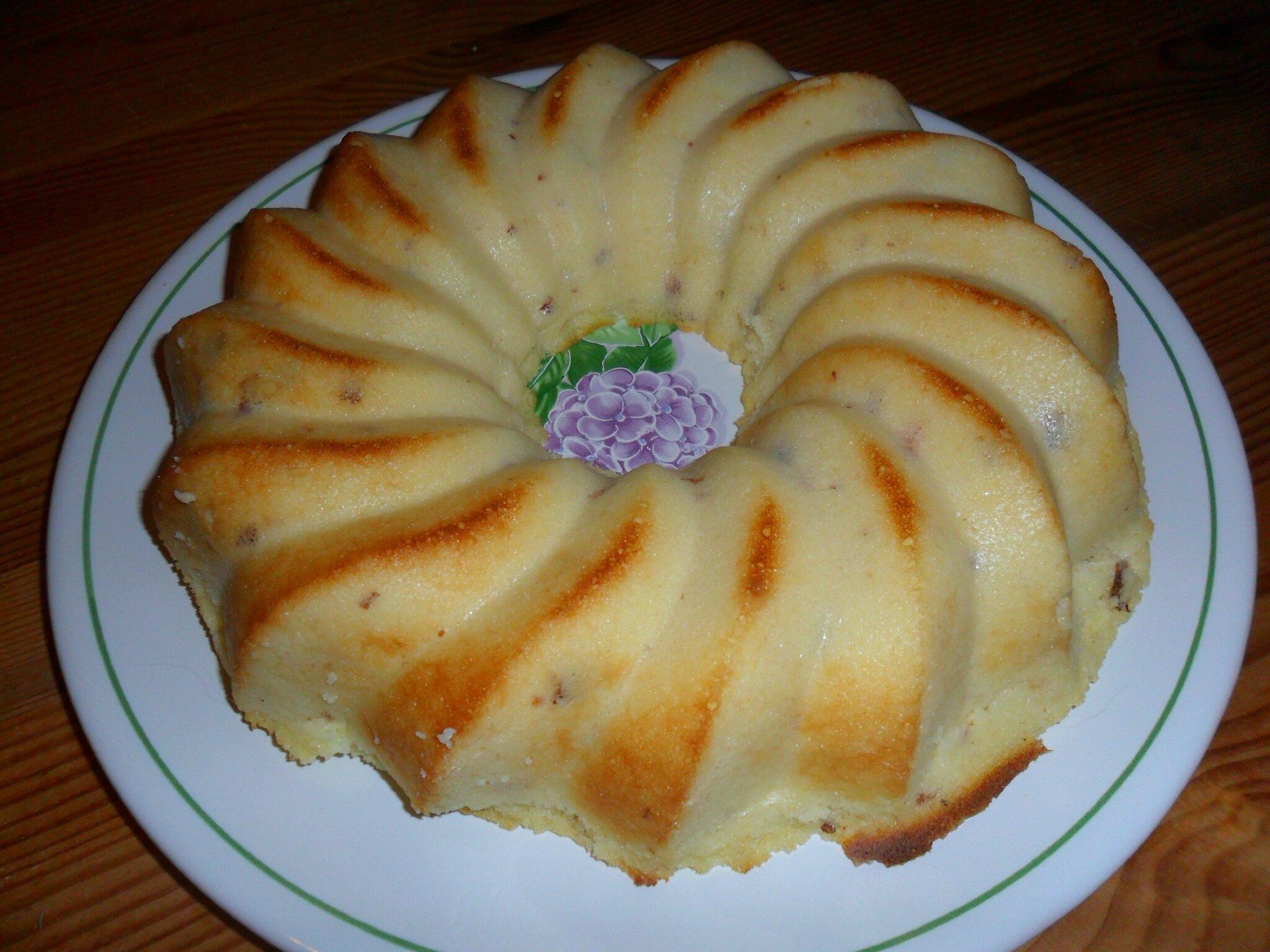 Gateau de semoule recette grand mere