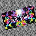 Bzzzt !$# - l'electric palette par urban decay !
