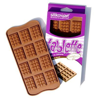 J24 cadeau gourmand fait maison mini tablettes de for 1 tablette de chocolat
