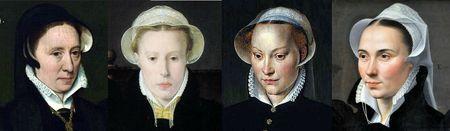 Pays-Bas 1560-1565 environ