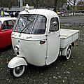 Vespa ape-1963