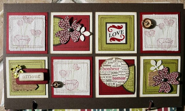 mini album souvenirs par Cathyscrap85 29