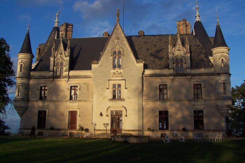 Le chateau de montreuil