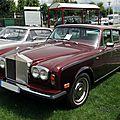 Rolls royce silver shadow ii 4door saloon 1977-1980