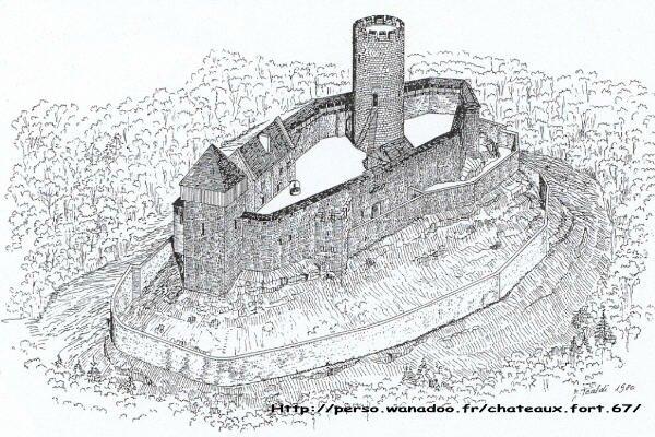 reconstitution frankenbourg