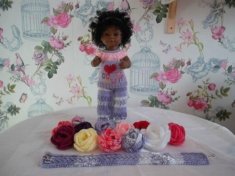 Mendy a mis son joli pyjama défi de Louise