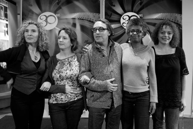Le Jury du 30 Festival International du film d'Amiens