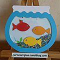Les petits poissons dans l'eau............