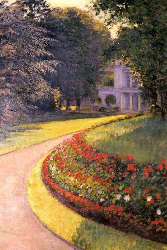 IMG Gustave Caillebotte - Le Casin