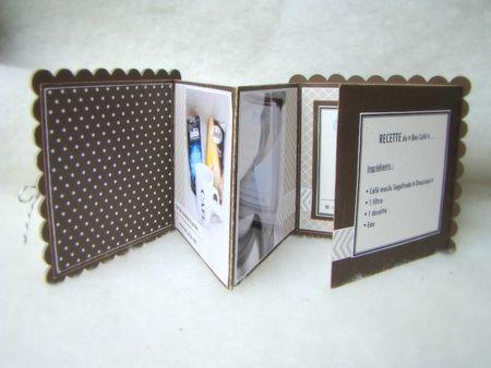 Mini Album Café3