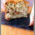 Le meilleur cake sale de mlle k.... et ses tomates confites - el mejor cake salado de srta k...y sus tomates confitados