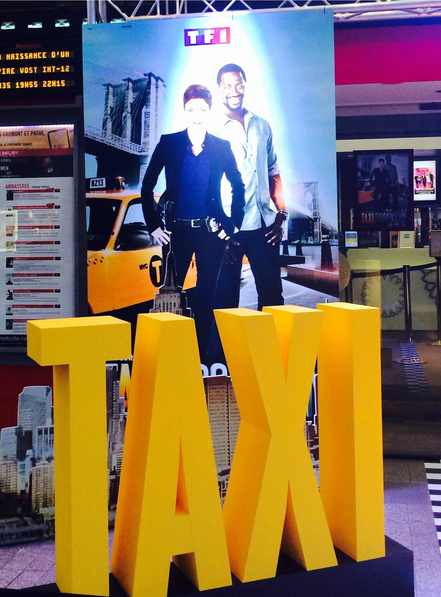 Taxi : Brooklyn [Saison 01] [ french] [E05/12] WeBRip + hdtv & hd