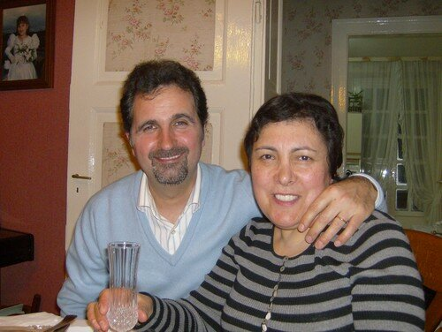 Mlle Patricia's Mom et Daddy