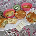 Daring bakers: quick breads, loaves or muffins
