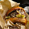 Meilleur burger de paris : l'excellent foodtruck cantine california