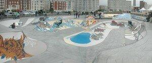 SkateparkLeHavrePano