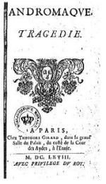 Andromaque_1668_title_page