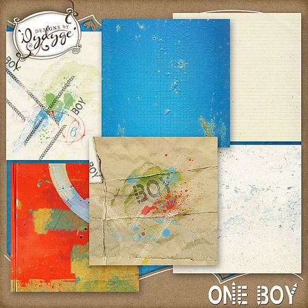one boy_papers