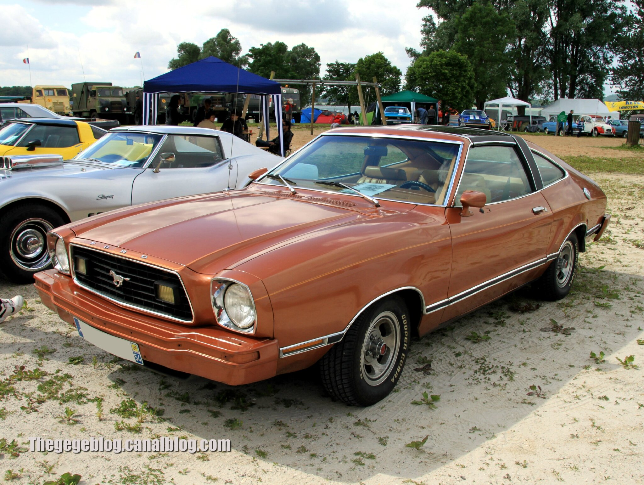 1978 Mustang 2+2 For Sale