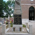 Saint gilles de crétot : monument aux morts