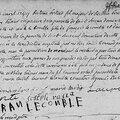 Bonnier Bertrand & Cécile Le Comble_Mariage 13.4.1744