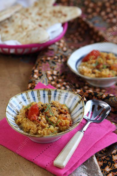 curry lentilles corail 1 copie