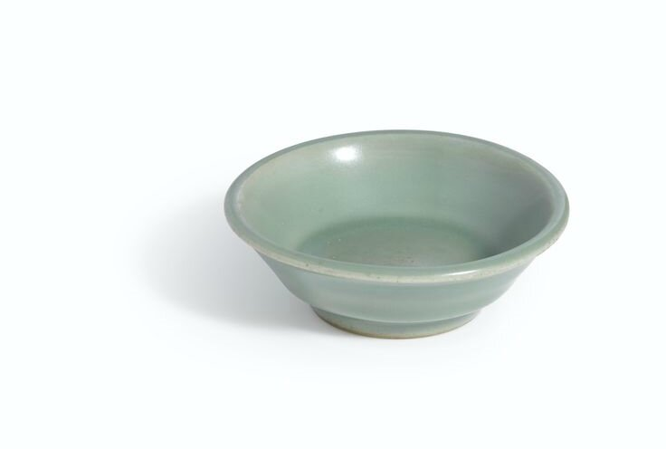 A fine 'Longquan' celadon washer, Southern Song dynasty