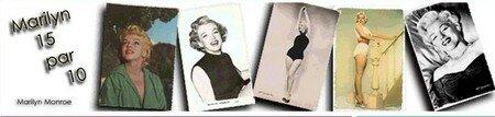 Marilyn 15 par 10