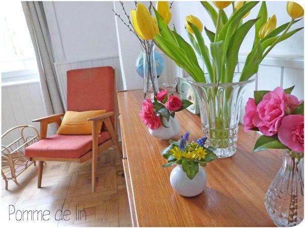 bouquets de printemps 1