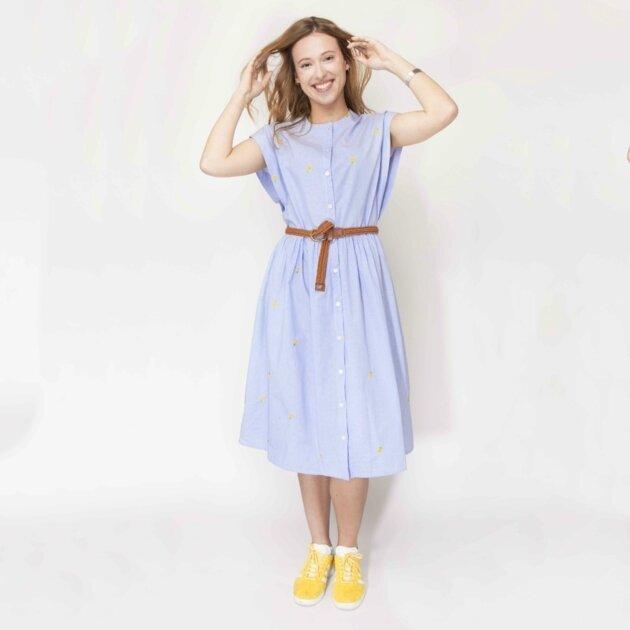 kit-robe-simone-louis-antoinette-couture-femme-mode-popeline-ananas-4