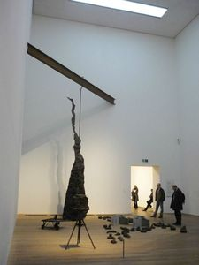 Joseph Beuys O Lightning with Stag in its Glare O 1985