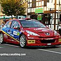 Peugeot 207 S2000 (Muller - Leneveu)(Rallye de france 2011) 01