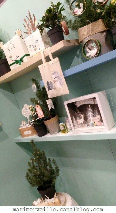 Stand marie-claire idées - salon CSF 2017 - Marimerveille