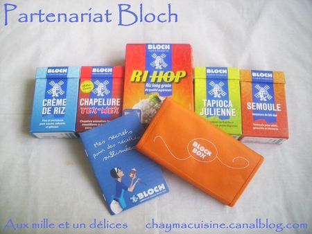 partenariat bloch