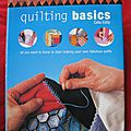 QUILTING BASIC BOOK