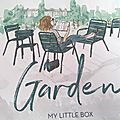 My little garden box: my little box avril 2017