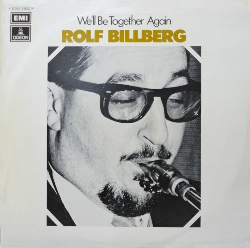 Rolf Billberg - 1965-66 - We'll Be Together Again (Odeon)