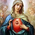 Le coeur douloureux et immaculé de marie 3