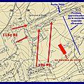 L'attaque de la brosse a dents - 6,8 octobre 1915