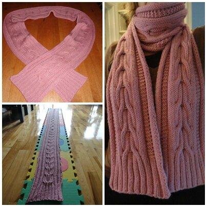 Endgame scarf
