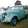 Peugeot 202 uh pick-up 1948