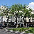 PARIS 17ème FELIX LOBLIGEOIS -BATIGNOLLES - Face