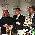 Prix collet du livre de chef 2015 - episode #4 : jean-luc rabanel, l'atelier & le bistrot a côté