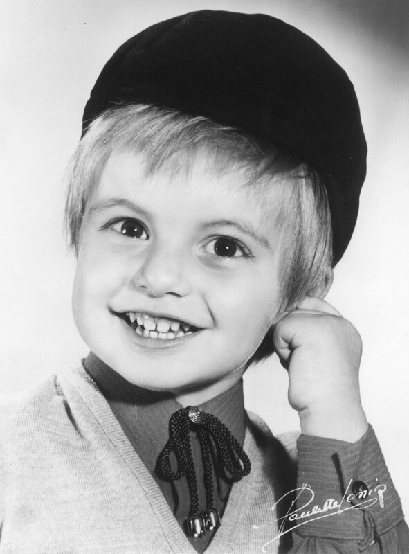 chris enfant