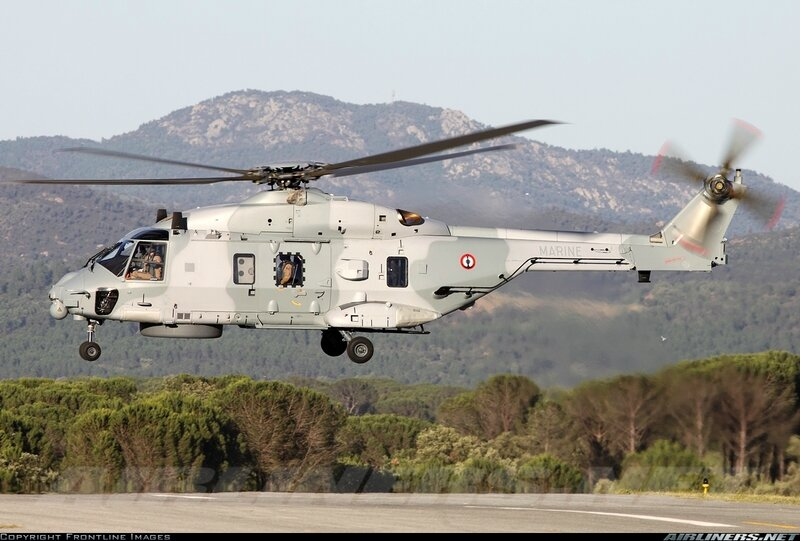SIAE LFPB 2017 26 AIRBUS HELICOPTERS NH90 CAIMAN