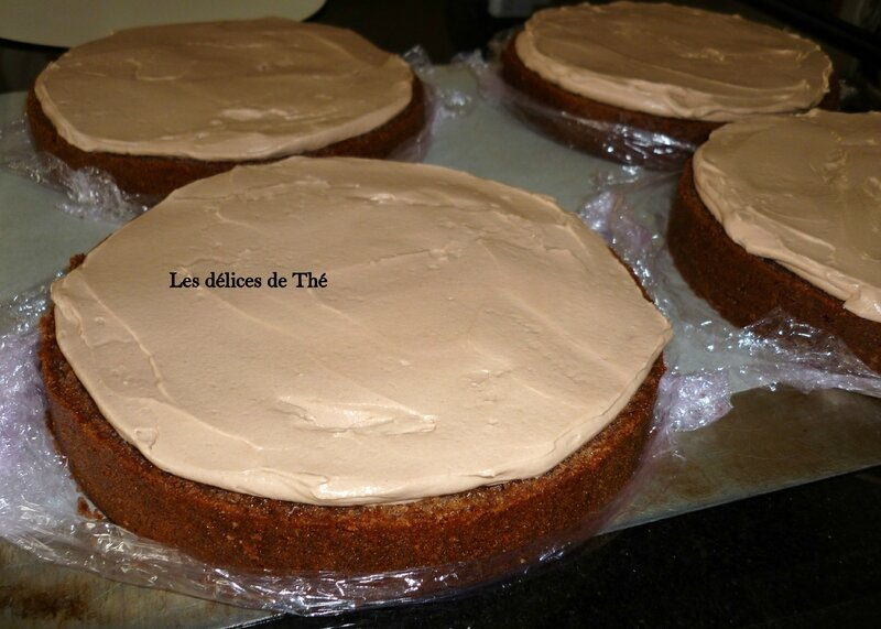 Layer cake ferrero rocher 05 03 17 (2)
