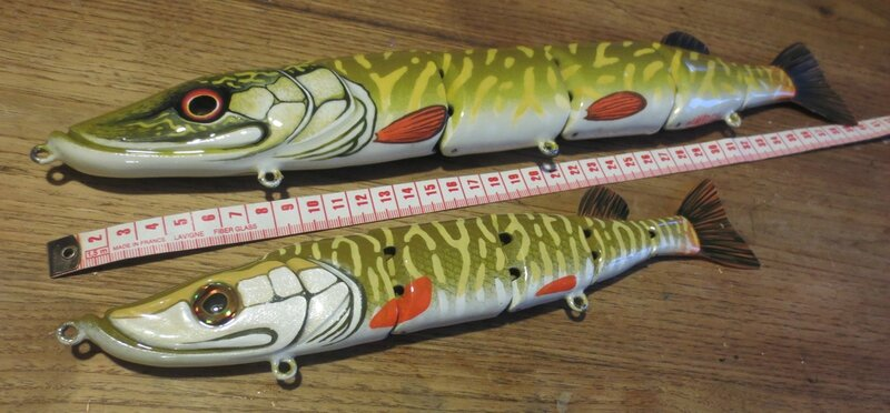 2016 ca continue lifestyle fishing and lure design for Peindre sur bois verni