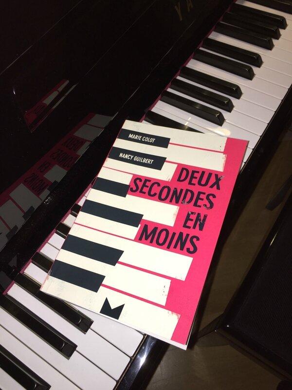 Deux secondes en moins