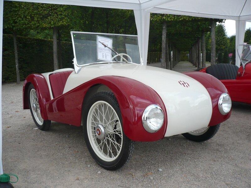 CHAMPION CH2 roadster 1949 Schwetzingen (1)