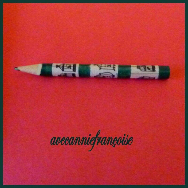 mon crayon d'agenda